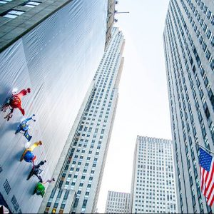 Turbo Stunt Production - Today Show - Rise & Set Agency