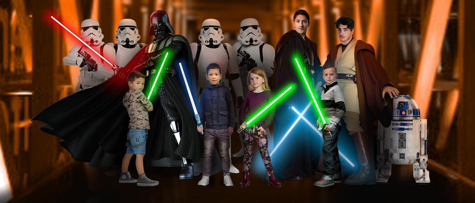 Rise & Set Agency - Duracell x Star Wars